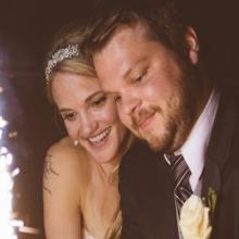 Lauren and Grant's intimate destination wedding in Barcelona